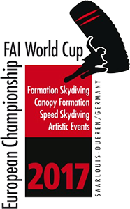 European Parachuting Championship & World Cup 2107