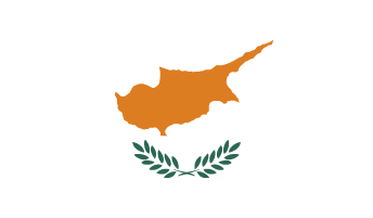 National flag of Cyprus